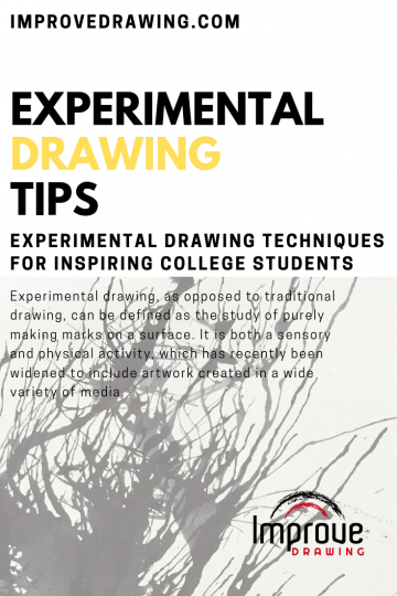 Experimental Drawing Tips