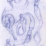 Sketches_mermaid by AshiPhoenix on DeviantArt Information About Sketches_mer...