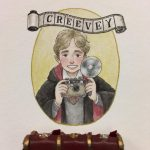 Discover the most beautiful designs inspired by the world of Harry Potter Melody Howe !