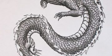 Discover the well kept secrets about the history of dragons in Chinese, all the...
