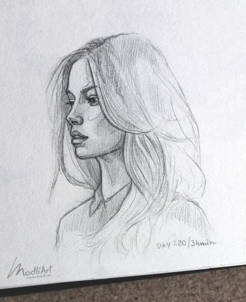 Drawings #drawing #ideas #pencil #portrait drawing ideas, pencil portrait, hac...