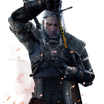 The Witcher game is based on a novel of Andrzej Sapkowski. Description of witc...